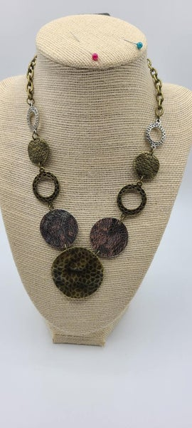 Terra Adventure - Mixed Necklace