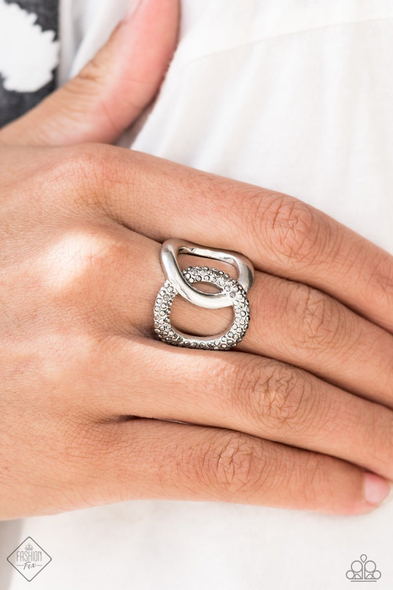 Unbreakable Bond - Silver Ring
