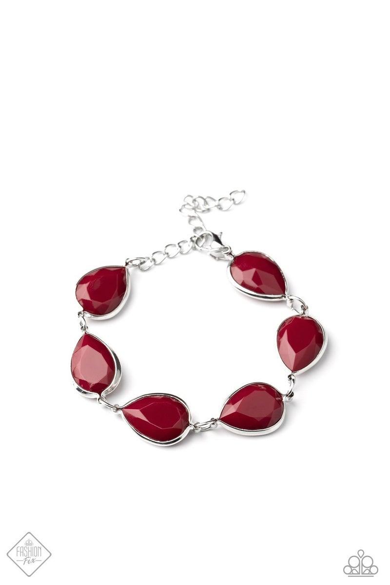 REIGNy Days - Red Bracelet