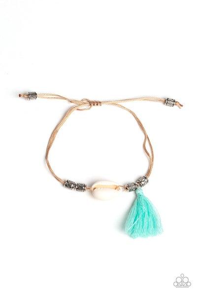 SEA If I Care - Green Bracelet