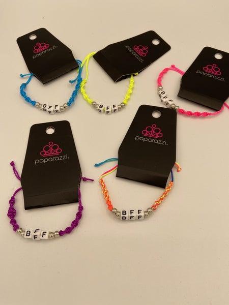 Starlet Shimmer - BFF Bracelet