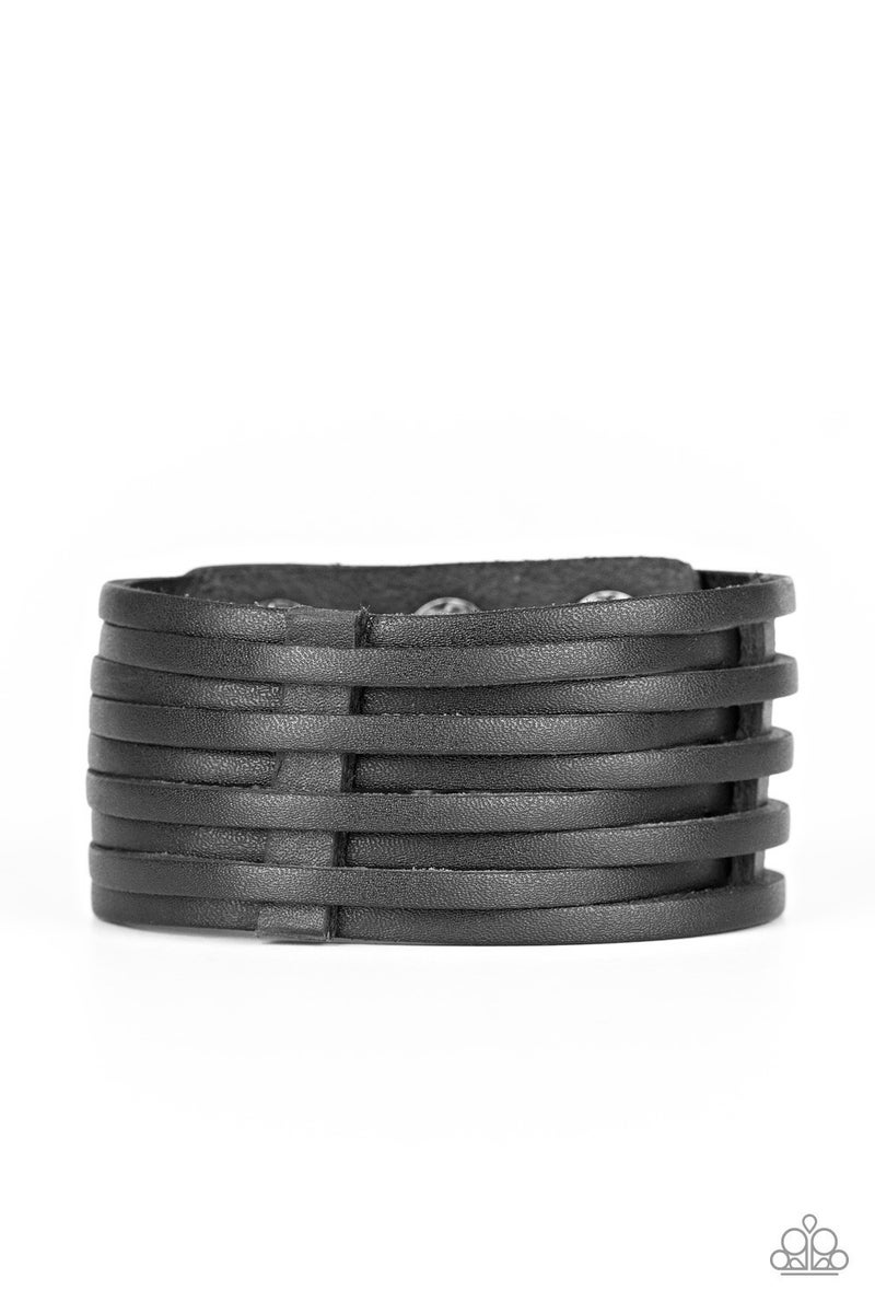 The Starting Lineup - black bracelet