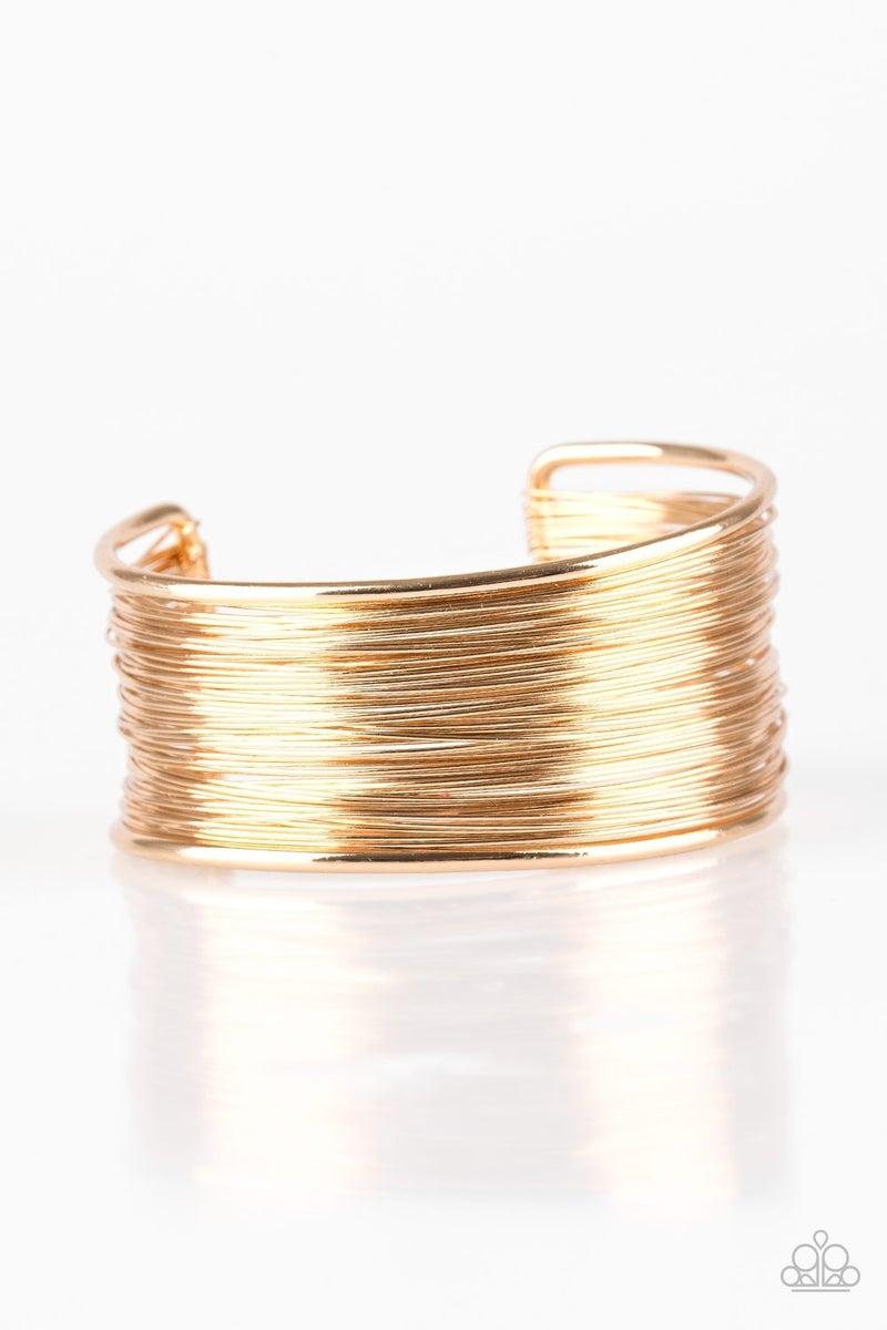 Wire Warrior - Gold