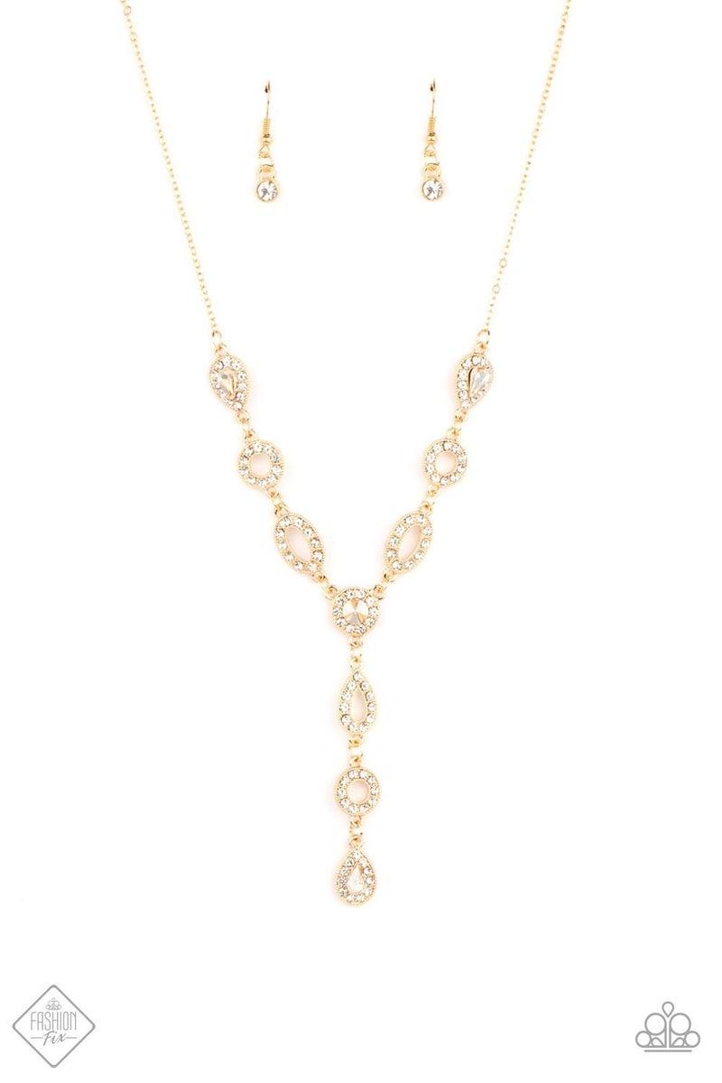 Royal Redux - Gold Necklace