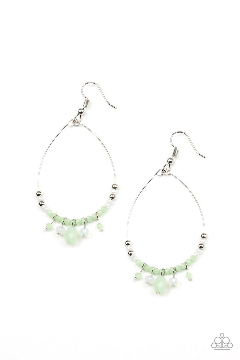 Exquisitely Ethereal - Green