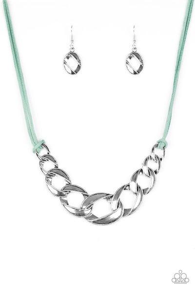Naturally Nautical - Blue Necklace