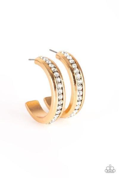 5th Avenue Fashionista - Gold