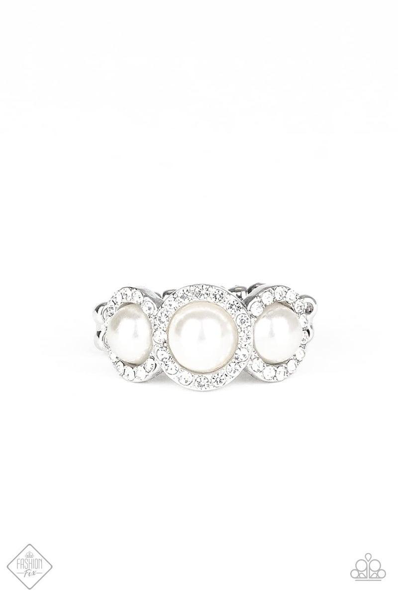 Shut The Front Dior - White
