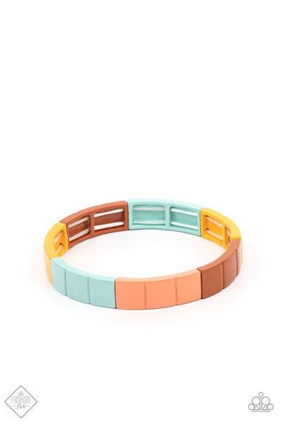 Material Movement - Multi Bracelet