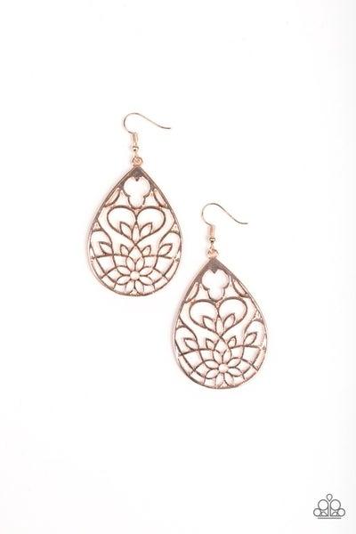 Lovely Lotus - Rose Gold