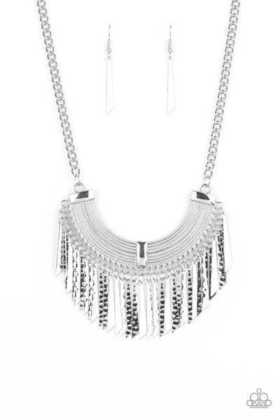 Impressively Incan - Silver