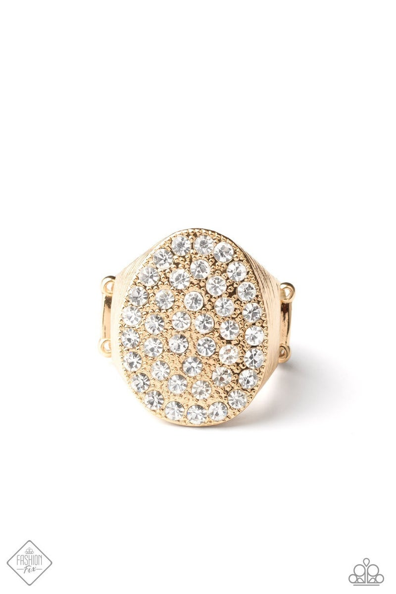 Test Your LUXE - Gold Ring