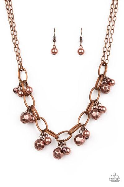 Malibu Movement - Copper Necklace