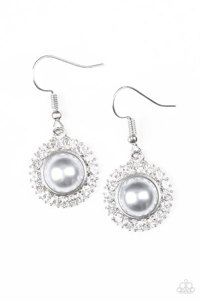 Fashion Show Celebrity - Silver Earring