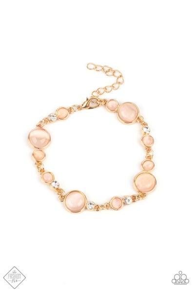 Storybook Beam - Gold Bracelet