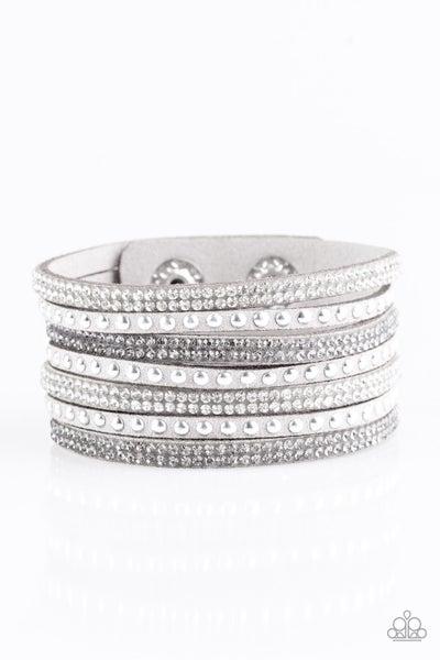 Victory Shine - Silver Bracelet