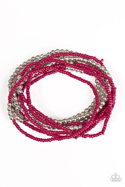 BEAD Street - Red Bracelet