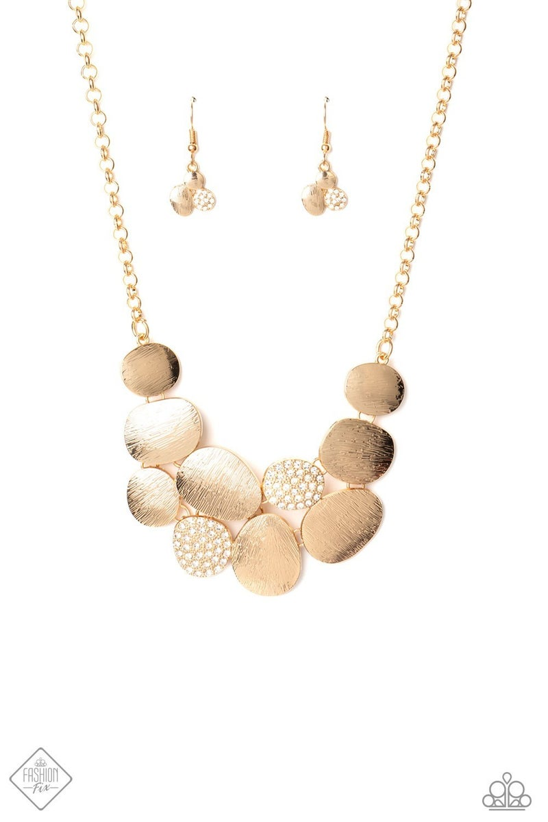A Hard LUXE Story - Gold Necklace