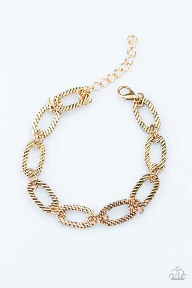 Street Style - Gold Bracelet