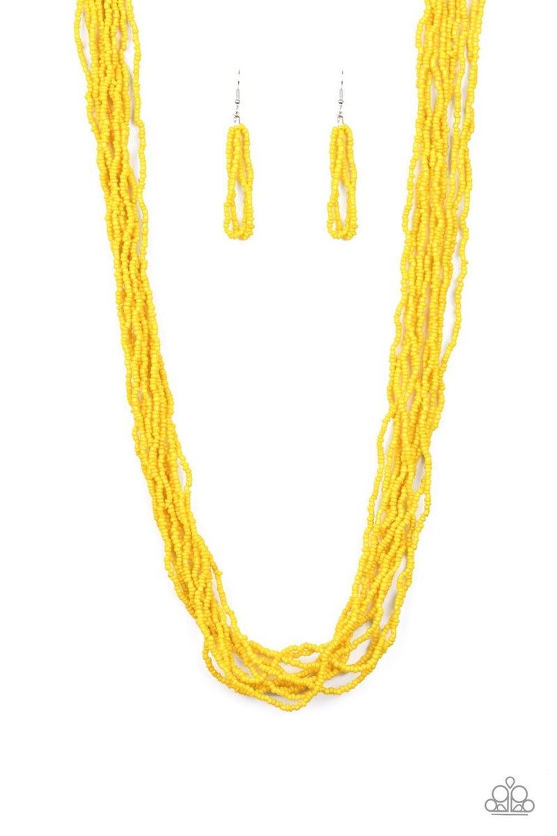 Congo Colada - Yellow