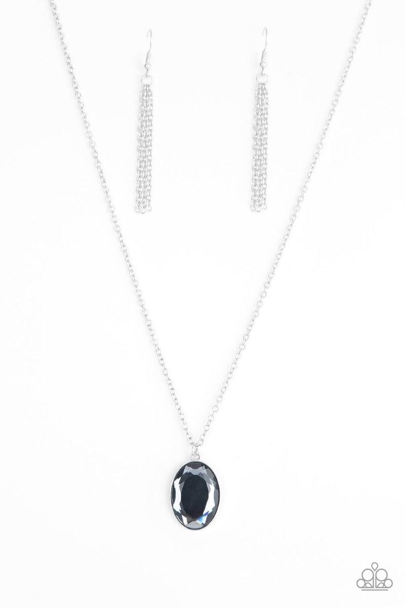 Definitely Duchess - Silver Necklace
