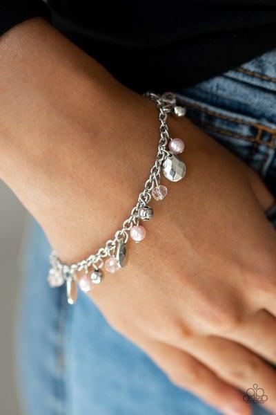 Modestly Midsummer - Pink Bracelet