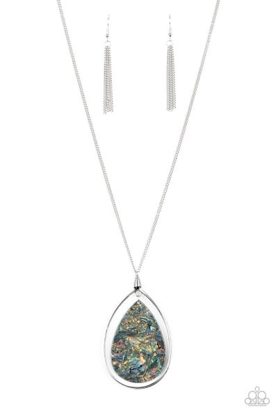 Retrograde Radiance - Multi Necklace