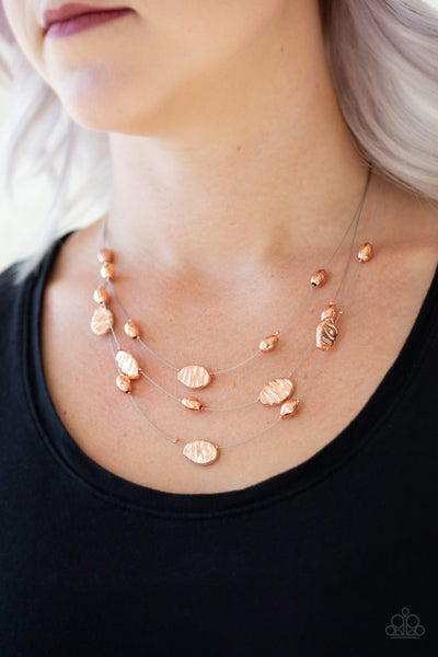 Top ZEN - Copper Necklace