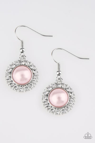Fashion Show Celebrity - Pink Earring