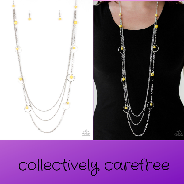 Collectively Carefree - Yellow