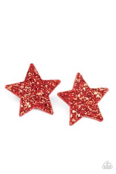 Star-Spangled Superstar - Red
