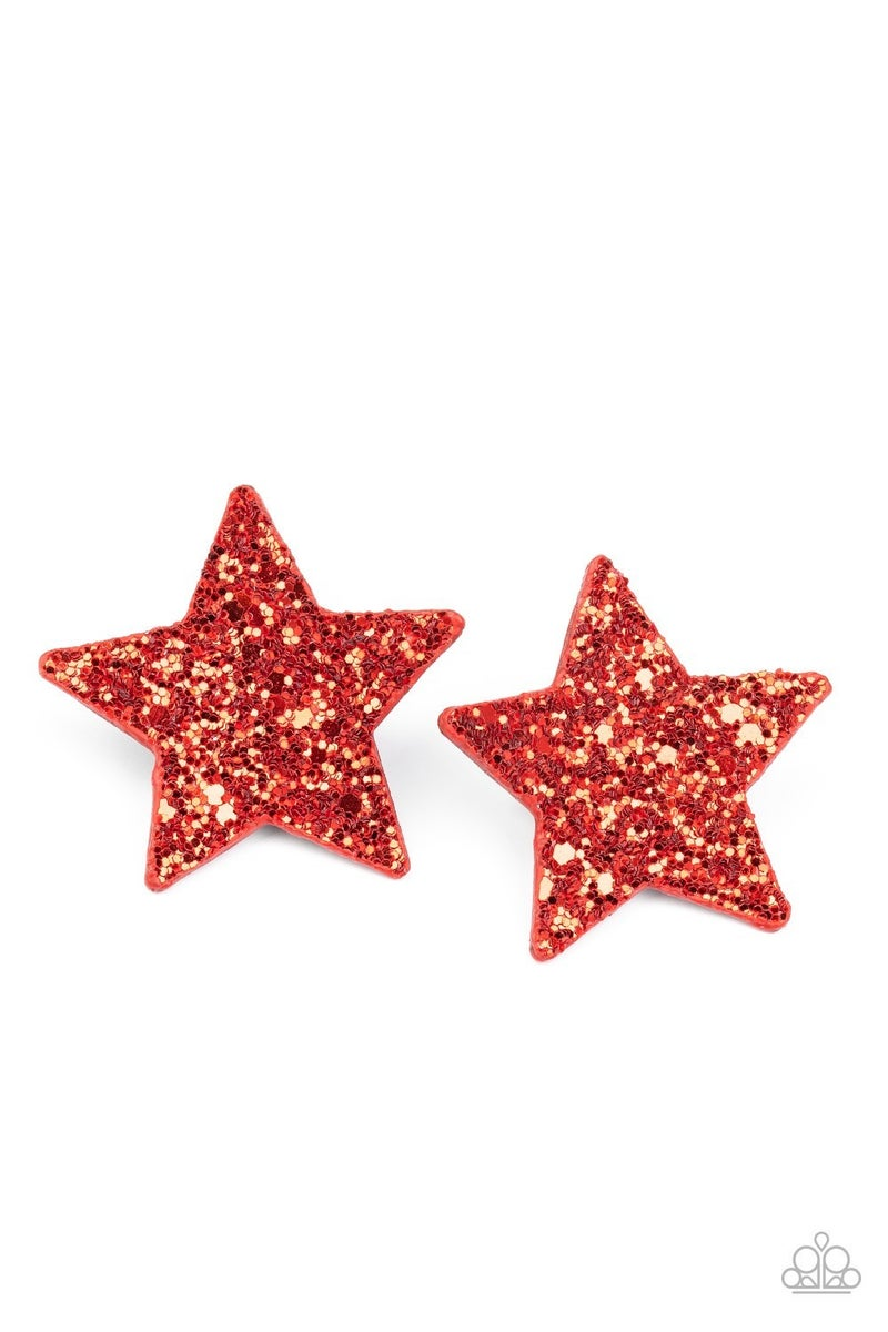 Star-Spangled Superstar - Red