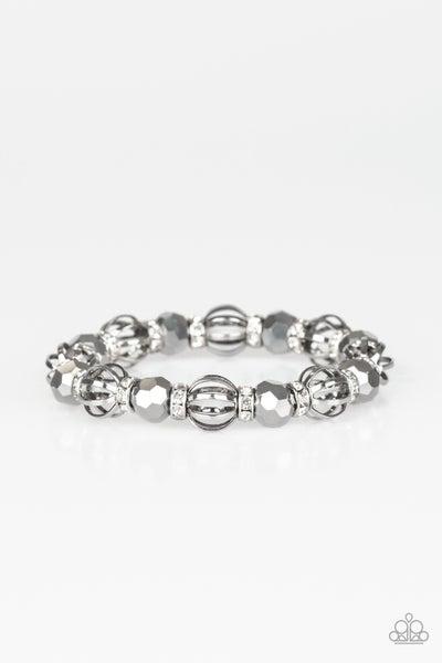 Metro Squad - Silver Bracelet