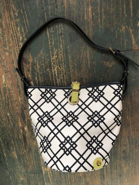 Spartina 449 Seven Oaks Bodega Bucket Bag Ret. $129