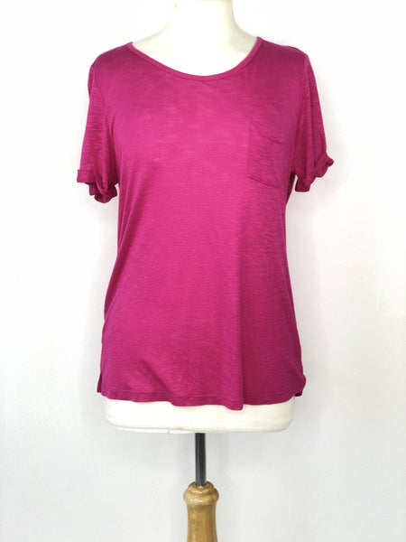 Story Colt Hot Pink Tee NWT