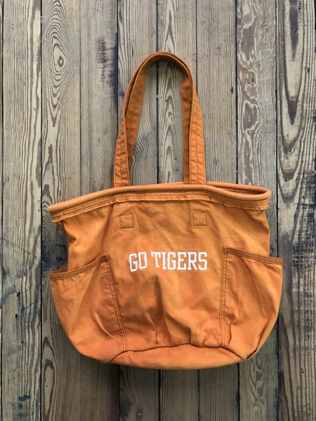 """""""Go Tigers"""" Canvas Tote by Thirtyone"""