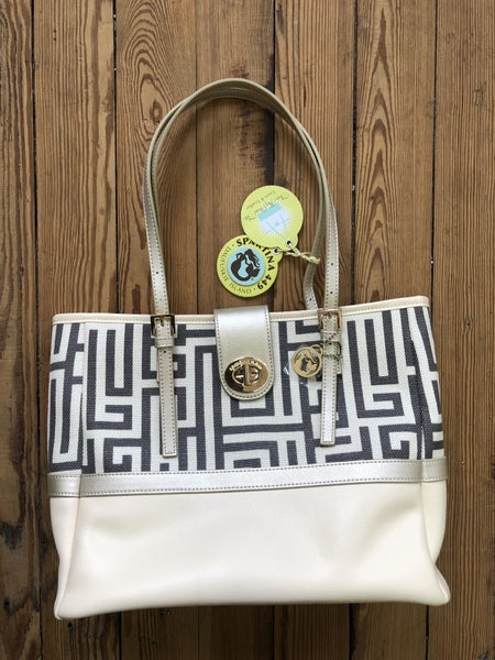 Spartina 449 Derenne Turnkey Classic Tote NWT Ret $175 *Local Pickup Only*