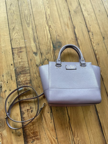 Kate Spade Small Camryn Wellesley In Lush Lilac Retail $338 *Local Pickup Only