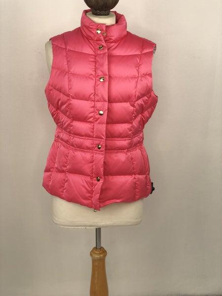 M Lilly Pulitzer Lauren Puffer Vest Ret $188