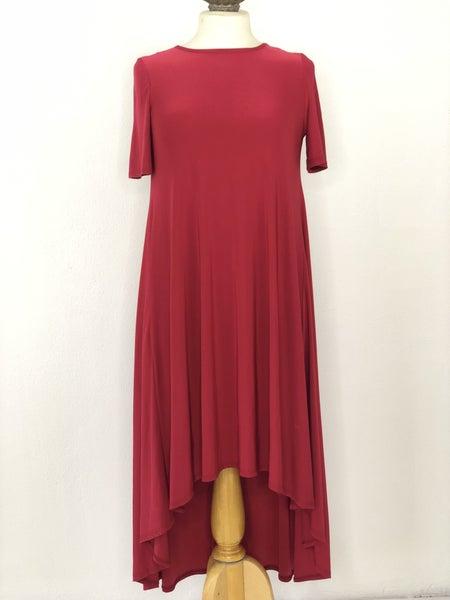 S Vola La Fe Red Dress