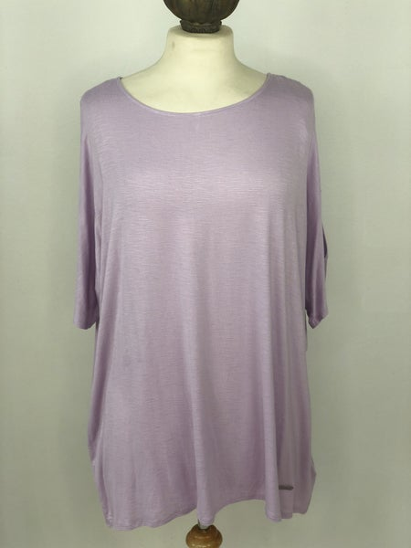 2X Jones NY Lavender  Top