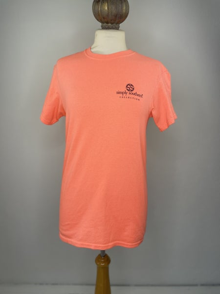 """S Simply Southern """"Life is Good on Our Boat"""" Tee"""