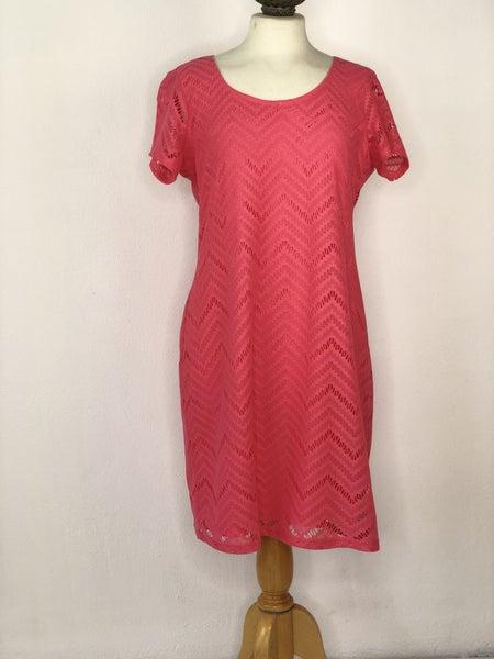 L Tiana B Pink Dress NWT Retail $98
