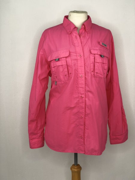 M Columbia PFG in Hot Pink