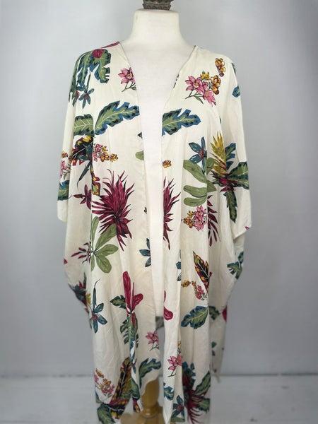 OS Japna Tropical Kimono