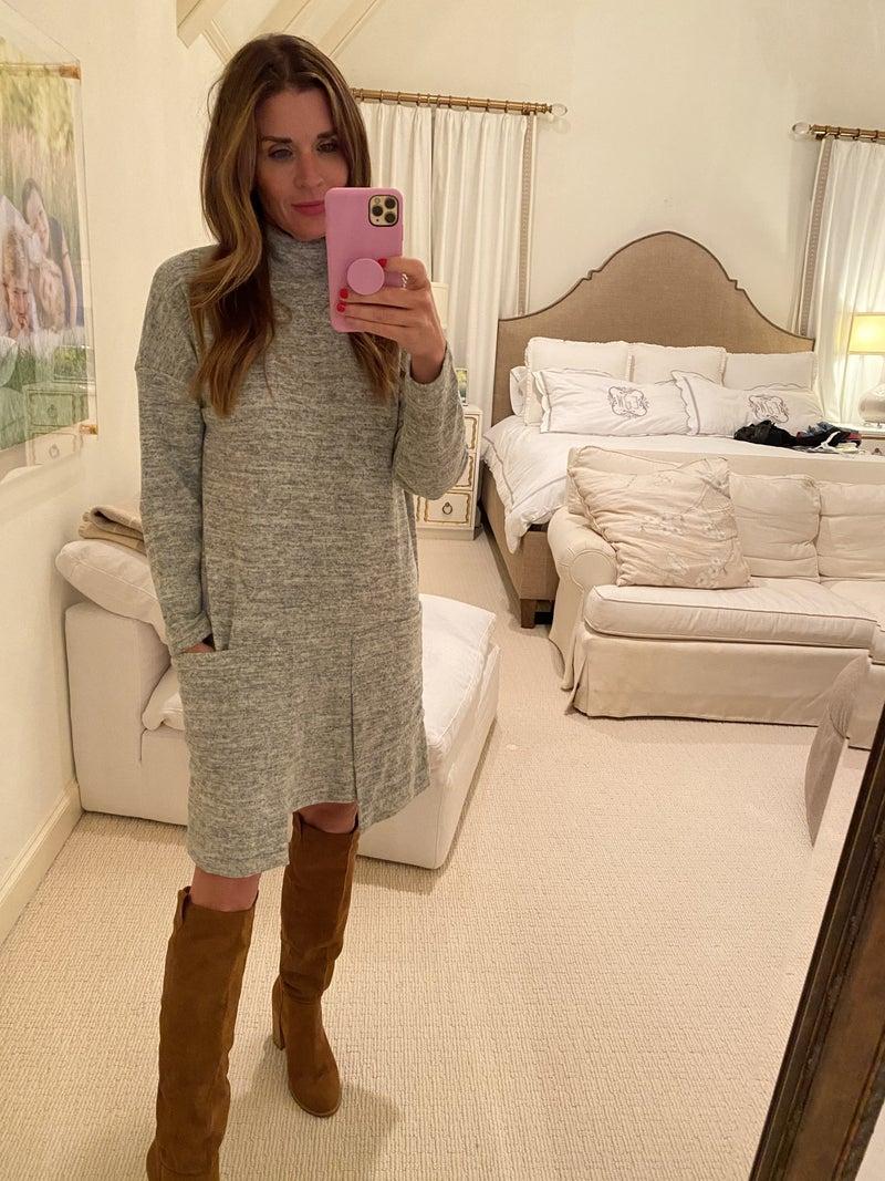 Farrah Sweater Dress