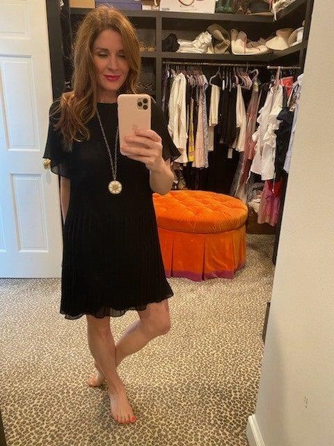 Sarah Dress in Black *Final Sale*