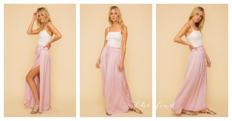 Samantha Maxi Skirt