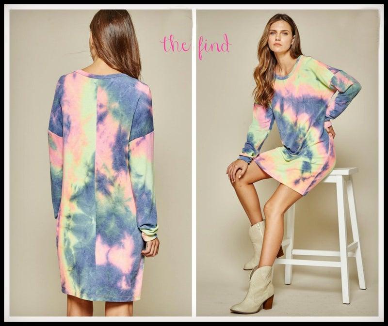 Rachel Tye Dye Dress