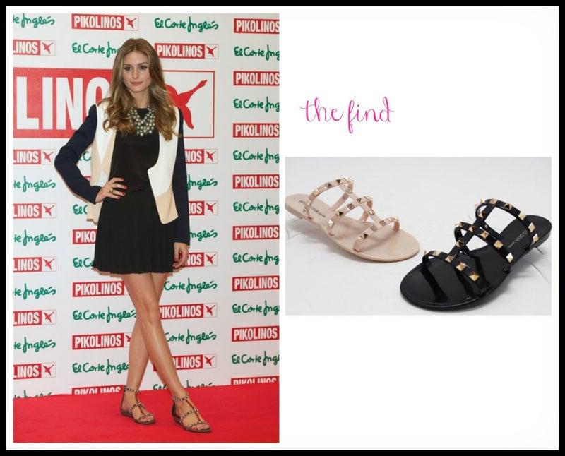 Paris Stud Sandal *Final Sale*